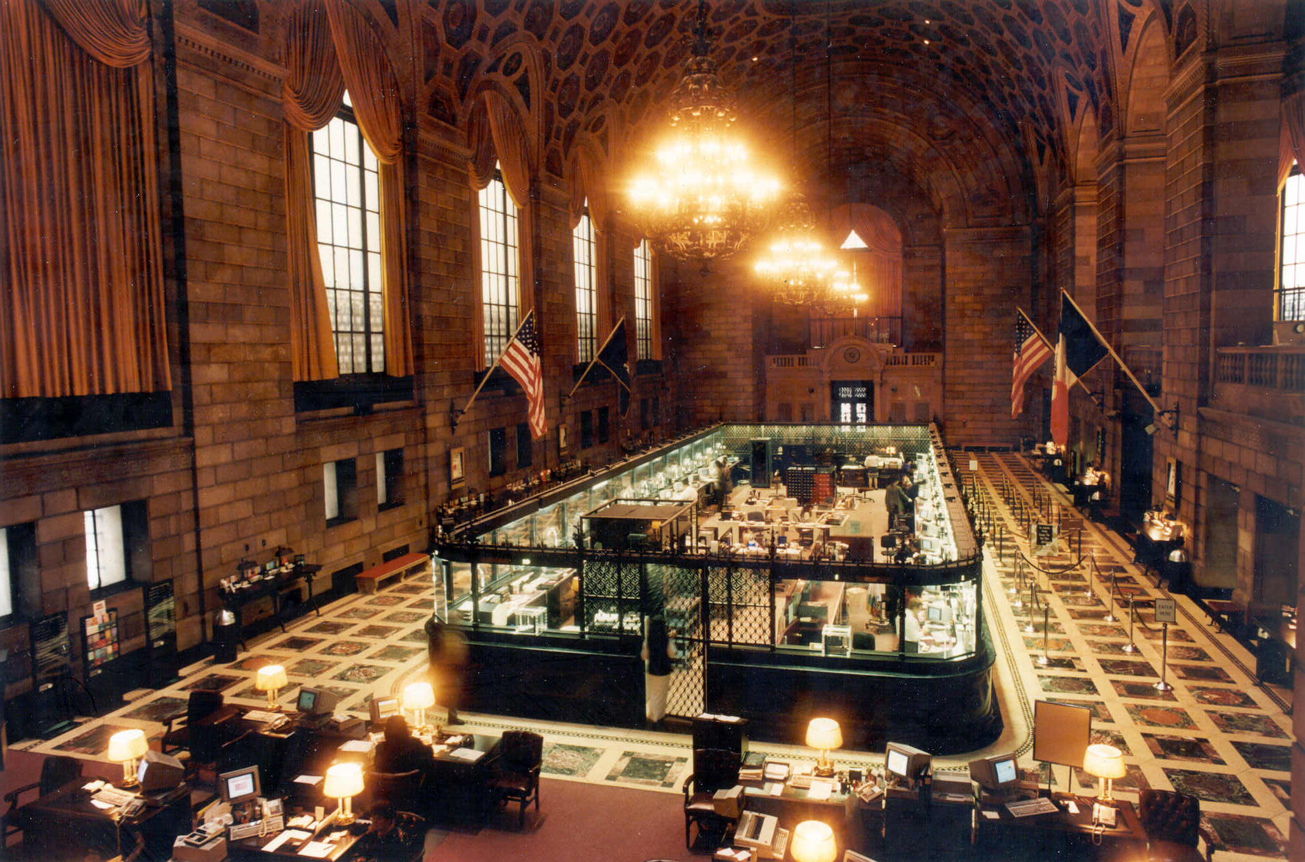 The Solidity And Stature Of Nyc S Central Savings Bank