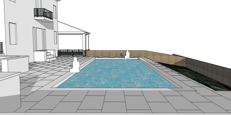 Pools mexsi blog for Pool design sketchup